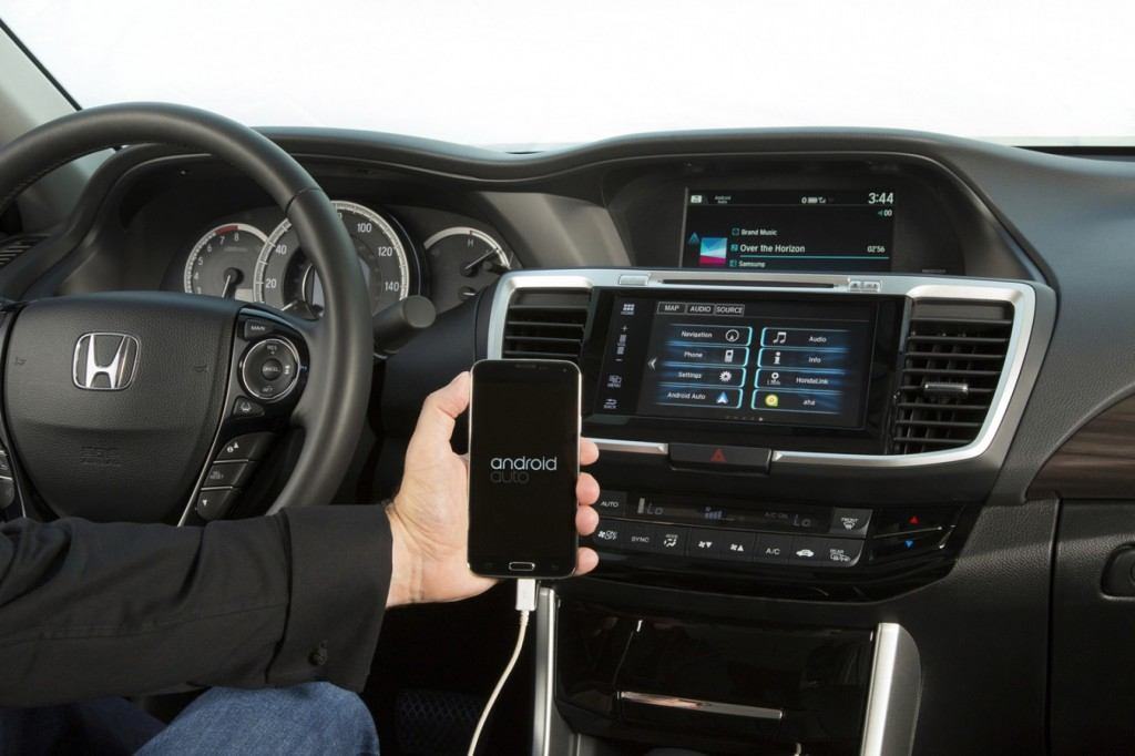 2016_Honda_Accord_with_Android_Auto