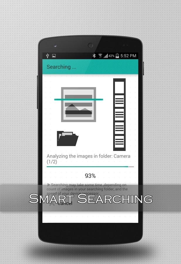 Duplt تطبيق جديد للكشف عن الصور المكررة في أندرويد
