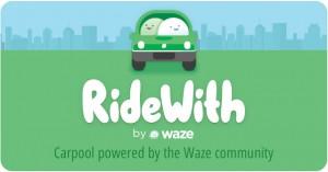Waze تختبر خدمة RideWith المنافسة لأوبر