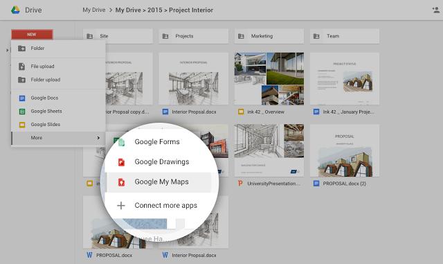 google-drive-mymaps