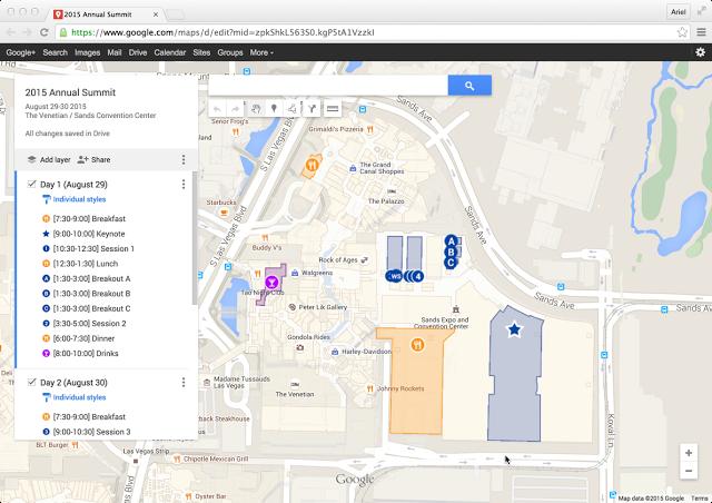 google-mymaps