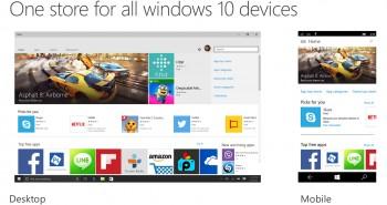 مايكروسوفت تطلق متجر ويندوز جديد كلياً