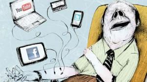 الإدمان الرقمي