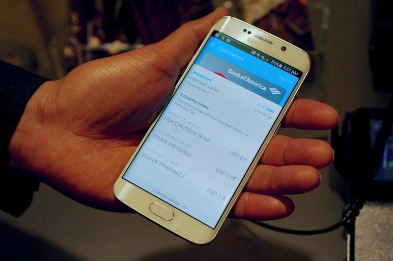 سامسونج تحتفل بأول مليون مستخدم لخدمات الدفع Samsung Pay