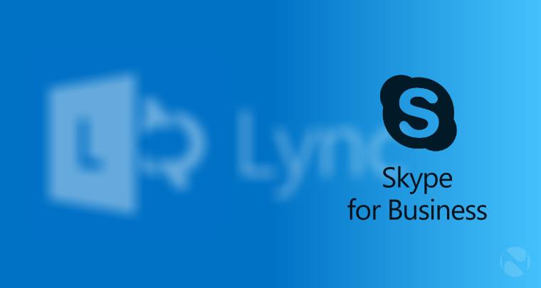 سكايب للأعمال Skype for Business الآن على iOS وقريبا على أندرويد