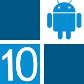 تجربة لانشر ويندوز 10 على أندرويد
