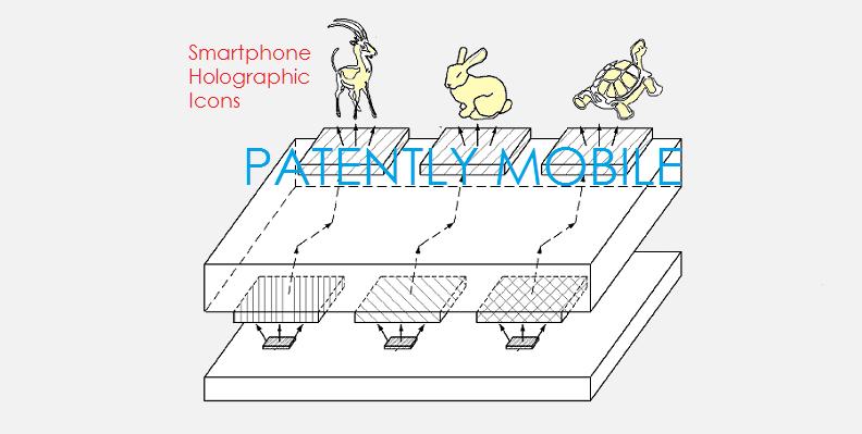 Samsung-Smartphone-Holographic-Display