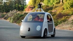 قوقل تعمل على عربات توصيل ذاتية القيادة