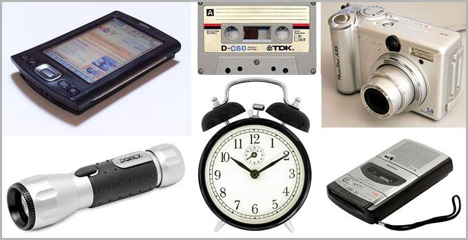 عندما يكون الهاتف الذكي بديلاً عن عشرين جهاز وأداة - عالم التقنية