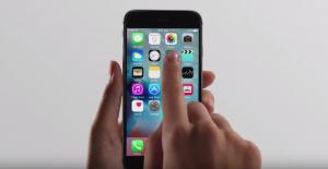 """هل يُمثل """"اللمس ثلاثي الأبعاد"""" مُستقبل التحكم في الهواتف الذكية ؟!"""