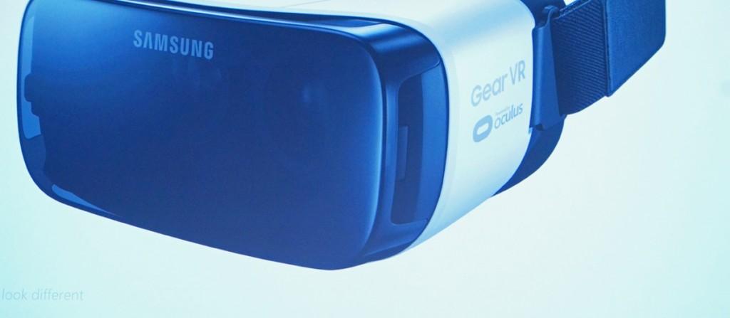 جهاز الواقع الافتراضي سامسونج جير في آر قادم في نوفمبر