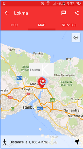 دليل إسطنبول على أندرويد مفيد جدًا للمقيمين والسائحين في المدينة