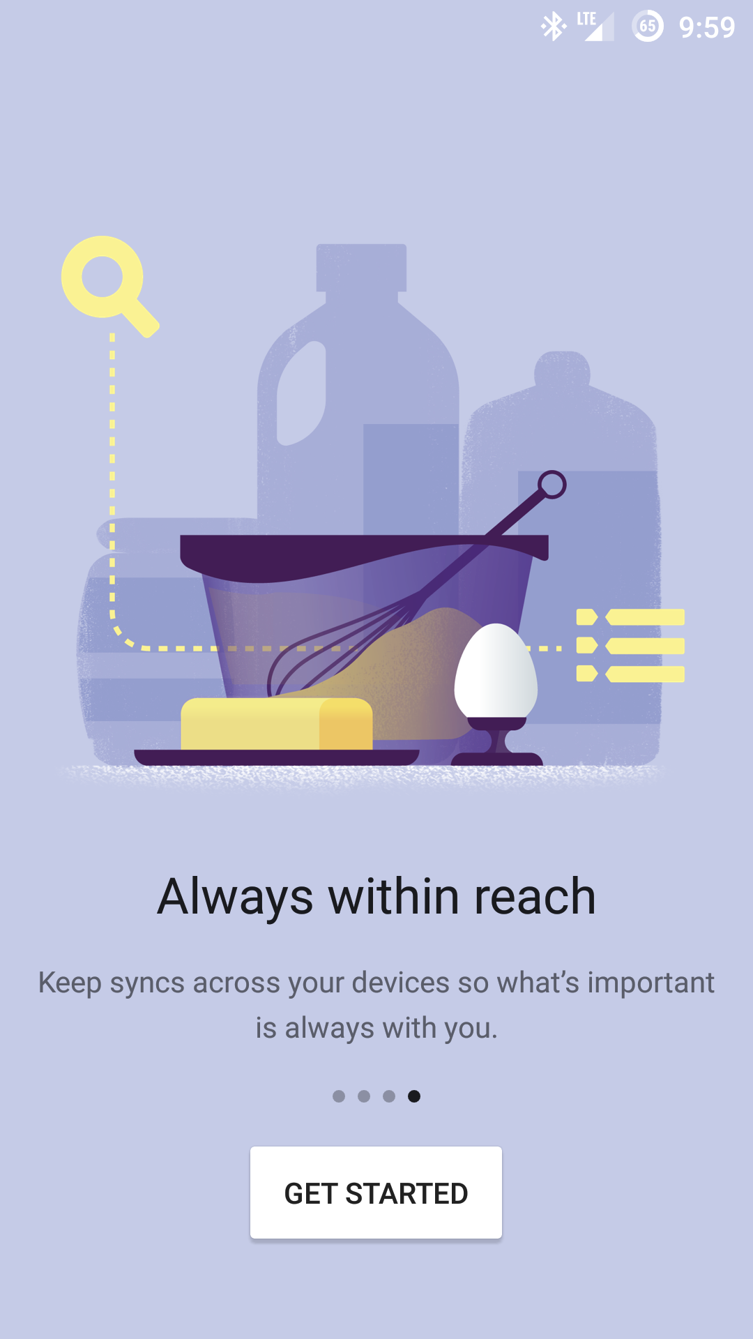تحديث Google Keep على أندرويد يجلب واجهات ترحيب جديدة وأكثر