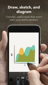 Paper تطبيق قوي للملاحظات لمستخدمي نظام iOS