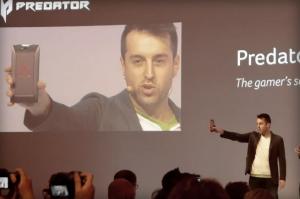 IFA 2015: آيسر تكشف عن هاتف ولوحي مخصص للألعاب