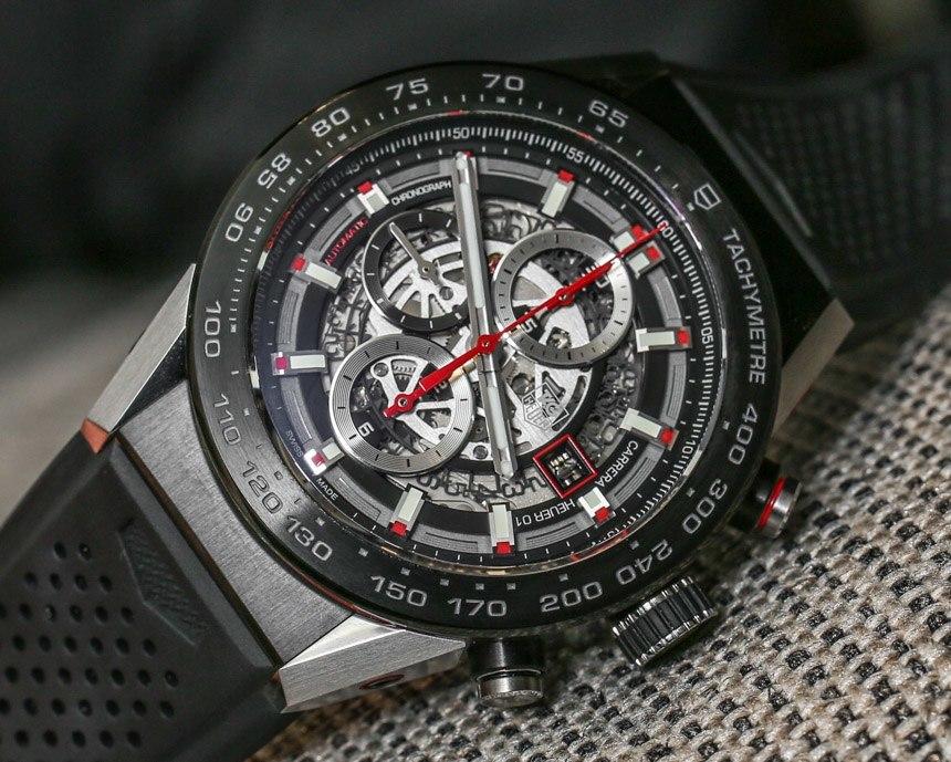 Tag Heuer ستعلن عن ساعة ذكية بنظام أندرويد وير في نوفمبر