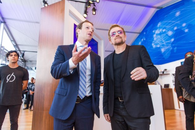 زوكربيرغ يطلق حملة عالمية لنشر الانترنت لجميع سكان الأرض