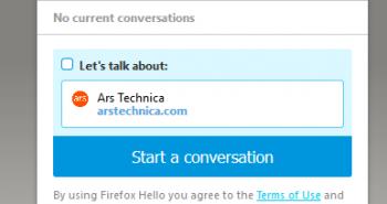 فايرفوكس 41 يدعم الدردشة بالرسائل النصية