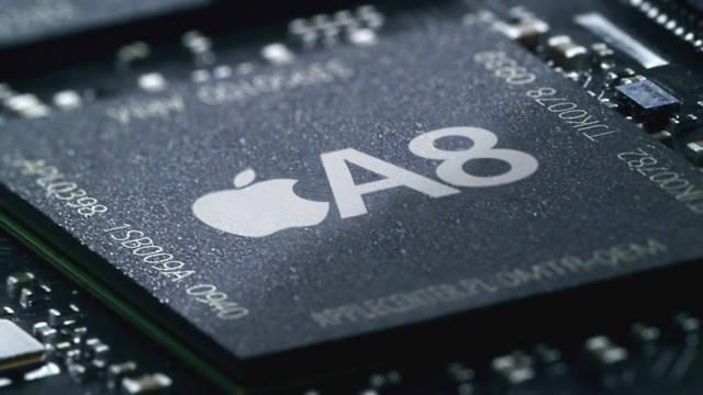 أبل a8