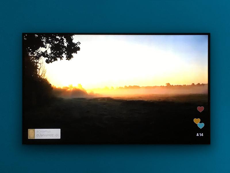 تطبيق البث المباشر بريسكوب سيكون متوفّر على Apple TV