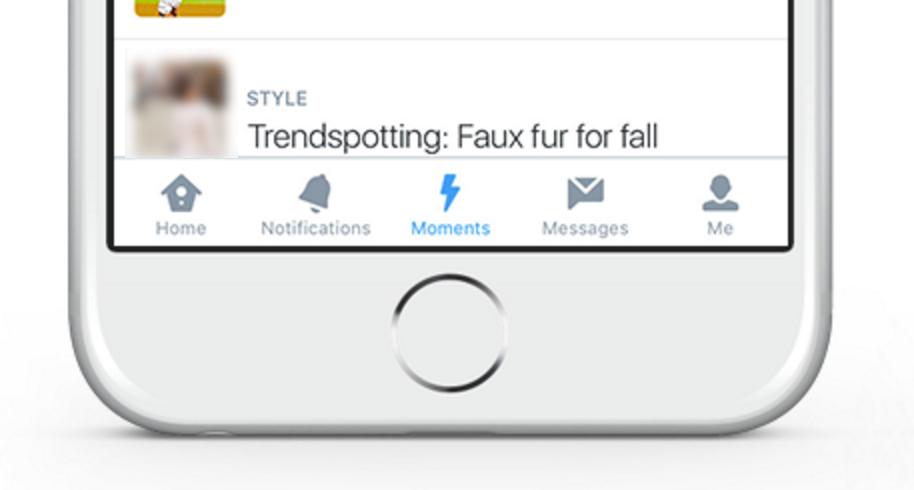 تويتر تطلق ميزة Moment لمتابعة اهم الأحداث