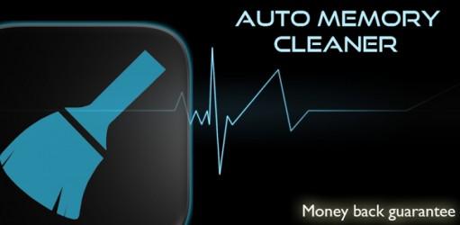 Auto Memory Cleaner لتظيف ذاكرة الأندرويد على نحو فعال