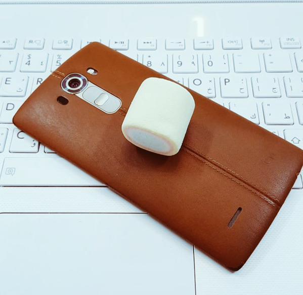 ال جي تبدأ في ترقية هاتف LG G4 لنسخة أندرويد مارشميلو الاسبوع المقبل