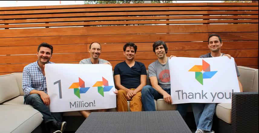 خدمة الصور Google Photos تملك أكثر من 100 مليون مستخدم نشط شهريا