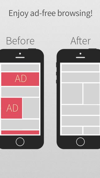 تطبيق Handblock لمنع الإعلانات المزعجة أثناء التصفح على iOS