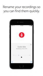 مُسجّل الصوت Just Press Record على iOS ربما يكون الأفضل لك