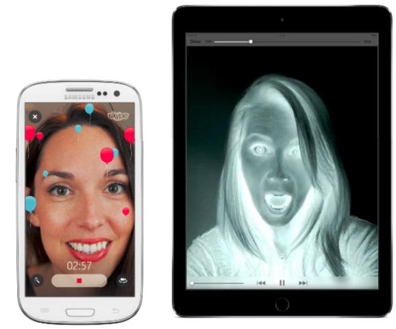 تحديث سكايب يدعم 3D Touch وفلاتر الفيديو والمزيد