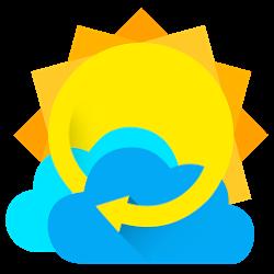 تحديث تطبيق الطقس Weather 360 يدعم الآن اللغة العربية