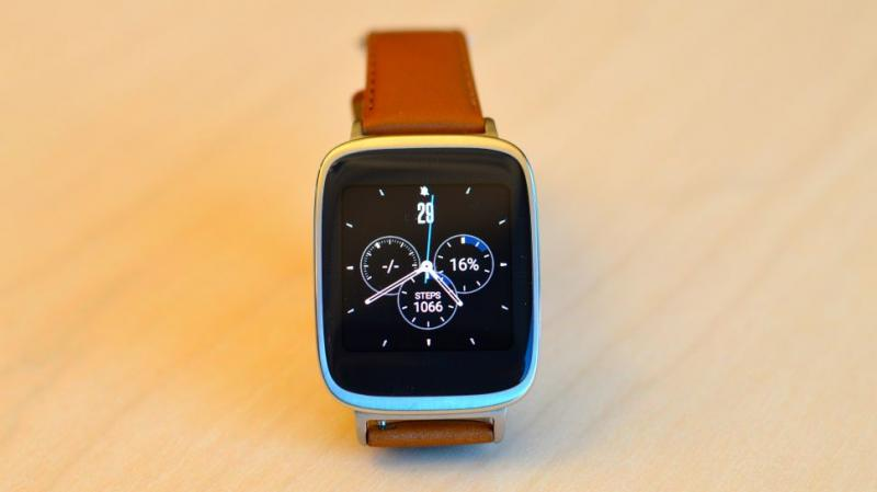 ساعة أسوس ZenWatch 2 متوفرة للشراء من قوقل بلاي
