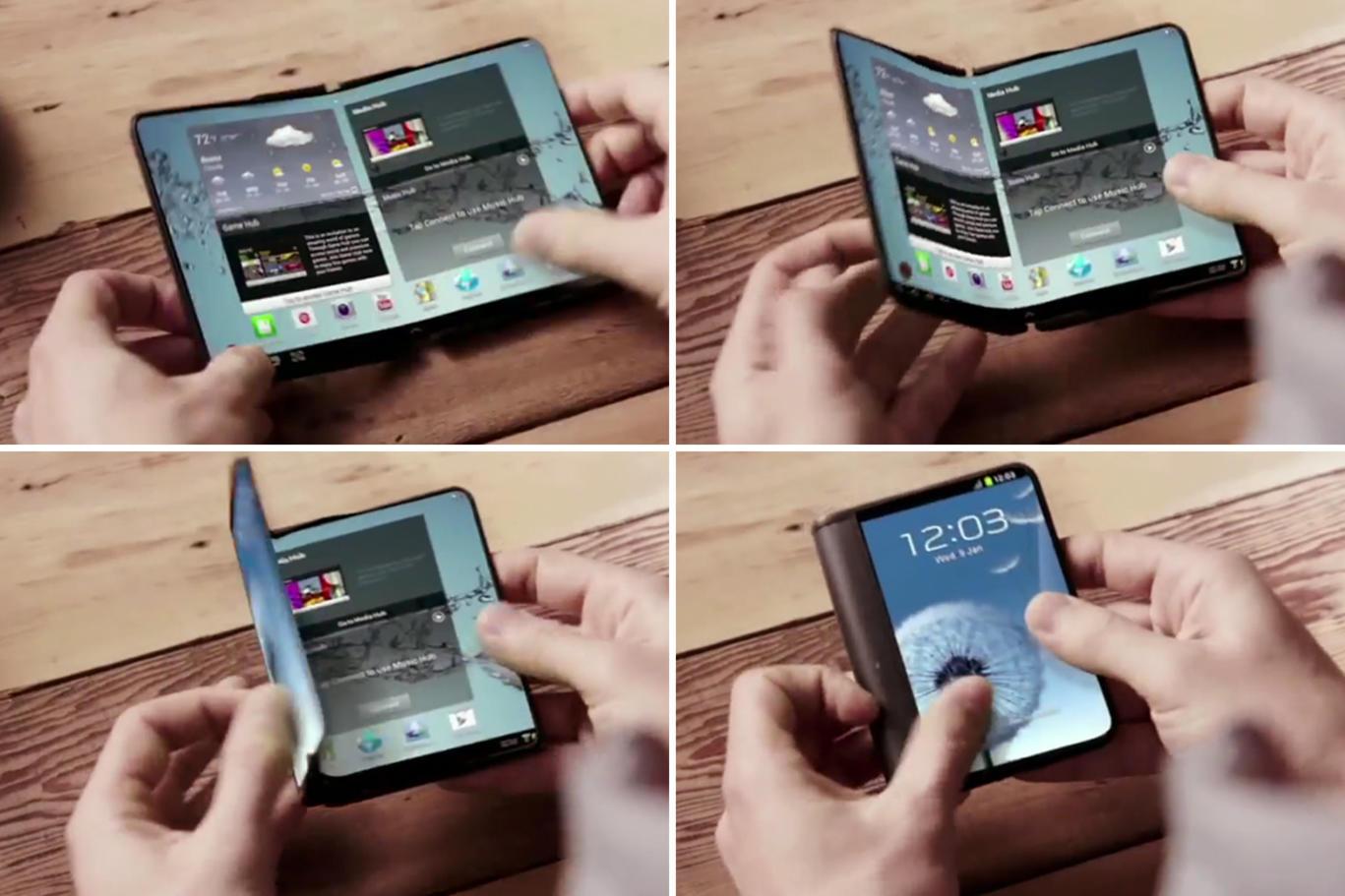 foldable-display
