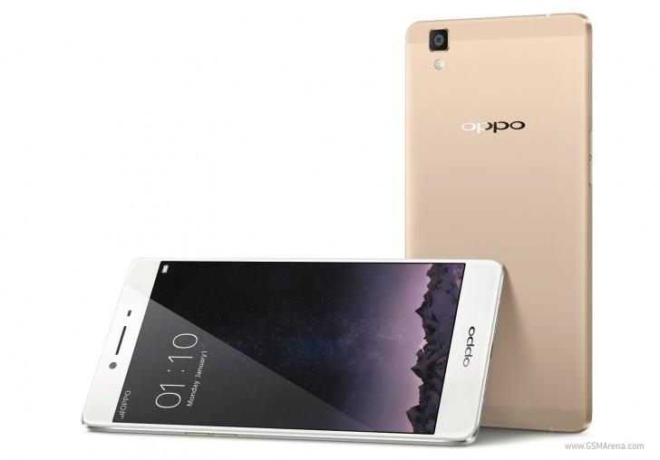 الهاتف اللوحي Oppo R7s يأتي بذاكرة عشوائية 4 غيغابايت