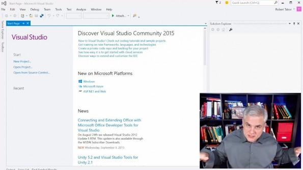 مايكروسوفت تقدم كورس برمجة تطبيقات مجاني للمبتدئين - عالم التقنية