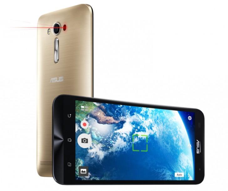 أسوس تكشف عن هاتف زين فون 2 ليزر في الولايات المتحدة