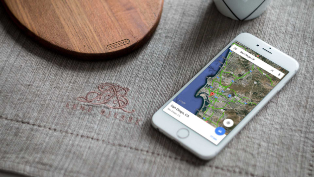 تحديث خرائط قوقل على iOS يسمعك الآن حركة السير في الوقت الحقيقي