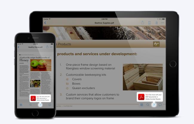 دروب بوكس على iOS يدعم الآن إمكانية التعديل على ملفات PDF المخزنة
