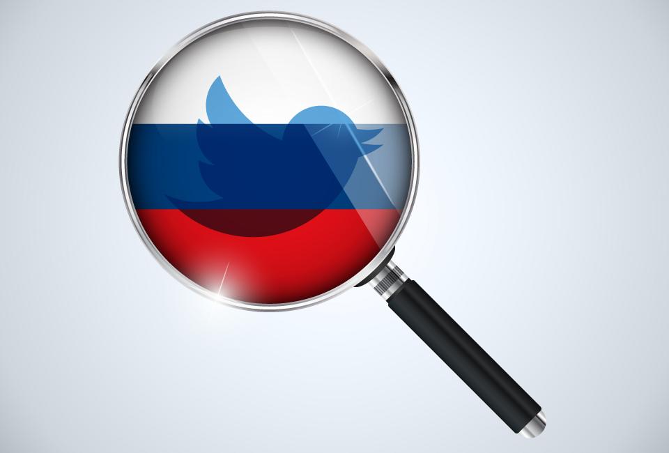 روسيا تطالب تويتر بتخزين بيانات المستخدمين الروس