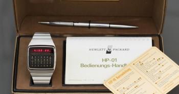 أول ساعة ذكية في العالم .. عام 1977!