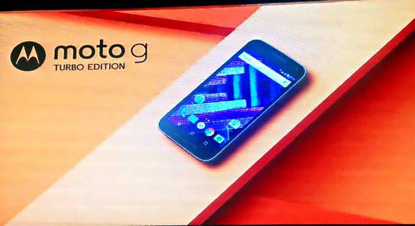 رسميا موتورولا تكشف عن هاتف موتو جي تربو إيديشن