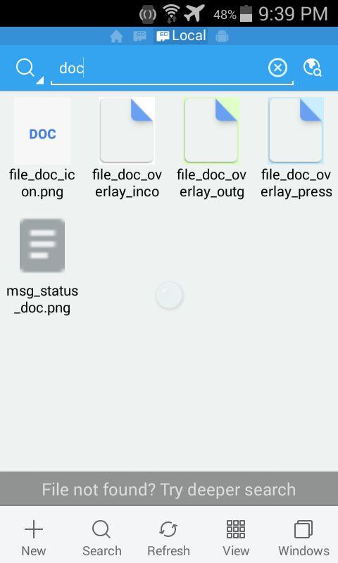 نسخة جديدة من واتساب على أندرويد تدعم البحث عن ملفات PDF وأكثر