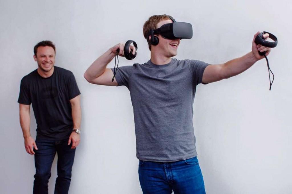 ac200856d نظارات الواقع الافتراضي Virtual Reality وذكاء مارك زوكربيرغ وفيس بوك ...
