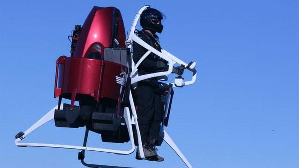 دبي ستطفئ حرائق ناطحات السحاب بالطائرات النفاثة الشخصية