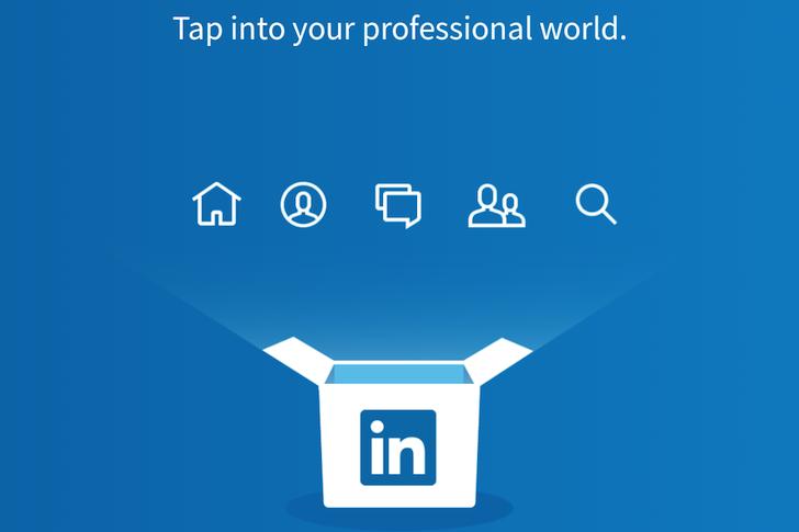 تحديث تطبيق شبكة LinkedIn على أندرويد تجلب تصميم ماتيريال ديزاين