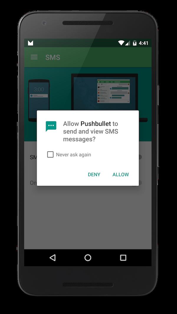 Pushbullet يجلب الدعم لأندرويد 6.0 مع تقليص حجمه بنسبة 25%