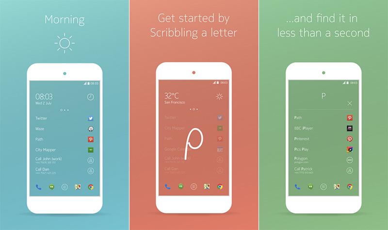 Z Launcher من نوكيا يتيح الآن فتح جهات واتساب بخاصية Scribble وأكثر