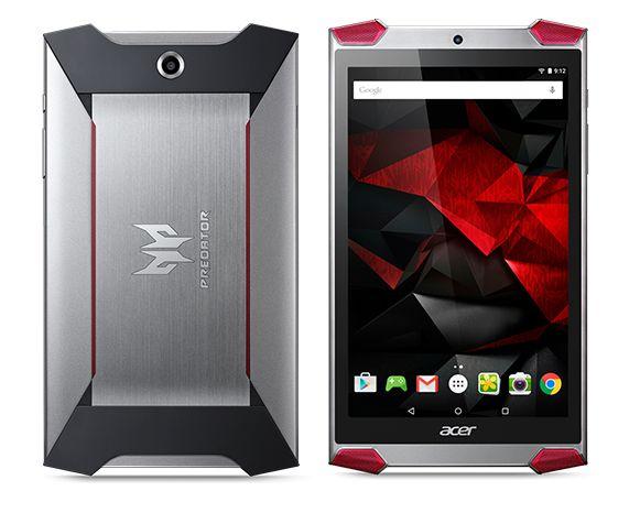 لوحي الألعاب Acer Predator 8 متوفر للطلب المسبق