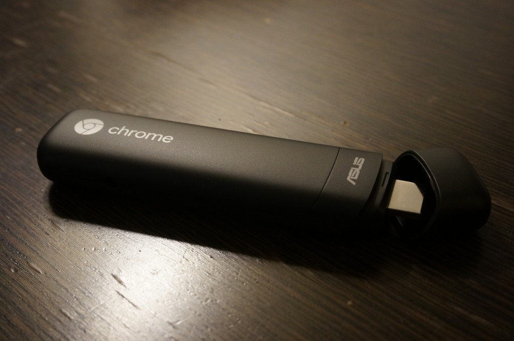 Chromebit يحول أي شاشة إلى كمبيوتر بـ 85 دولار فقط